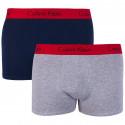 2PACK pánské boxerky Calvin Klein vícebarevné (NB1463A-JDY)