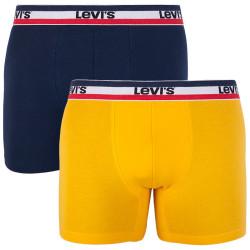 2PACK pánské boxerky Levis vícebarevné (985016001 260)