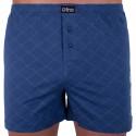 Pánské trenky Gino modré (75125)