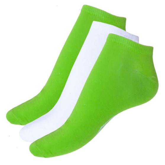 fe442ff1b52 3PACK ponožky Umbro bílo zelené