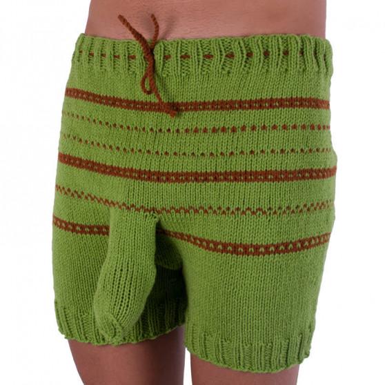Ručně pletené trenky Infantia (PLET110)
