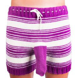 Ručně pletené trenky Infantia (PLET134)