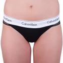Dámská tanga Calvin Klein černá (QF4959E-001)