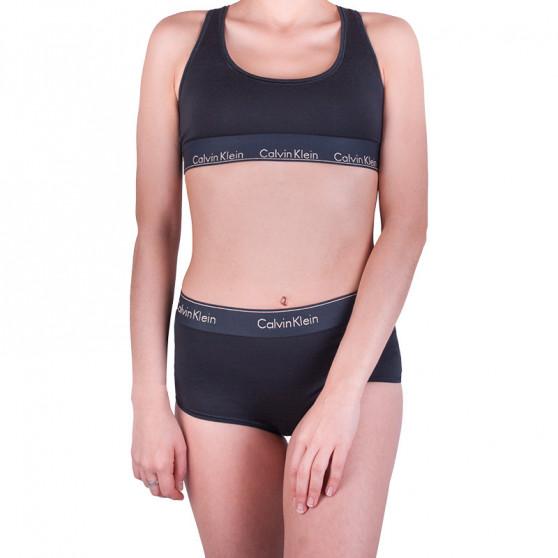 Dámské kalhotky Calvin Klein černé (QF5046E-7LN)