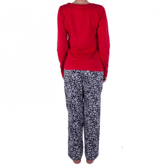 Dámské pyžamo Calvin Klein vícebarevné (QS5360E-MZA)