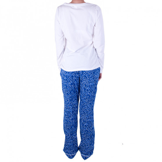 Dámské pyžamo Calvin Klein vícebarevné (QS6141E-YL8)