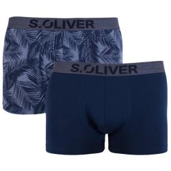 2PACK pánské boxerky S.Oliver vícebarevné (26.899.97.4254.17E5)