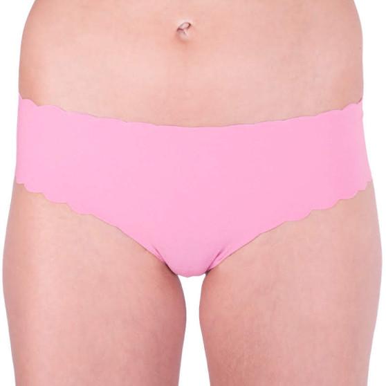 Dámské kalhotky Victoria's Secret bezešvé růžové (ST11103812 CC 3NYX)