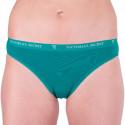 Dámské kalhotky Victoria's Secret zelené (ST 11121997 CC 43K4)