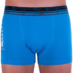 Pánské boxerky Gino modré (73080)