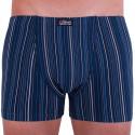 Pánské boxerky Gino modré (73078)