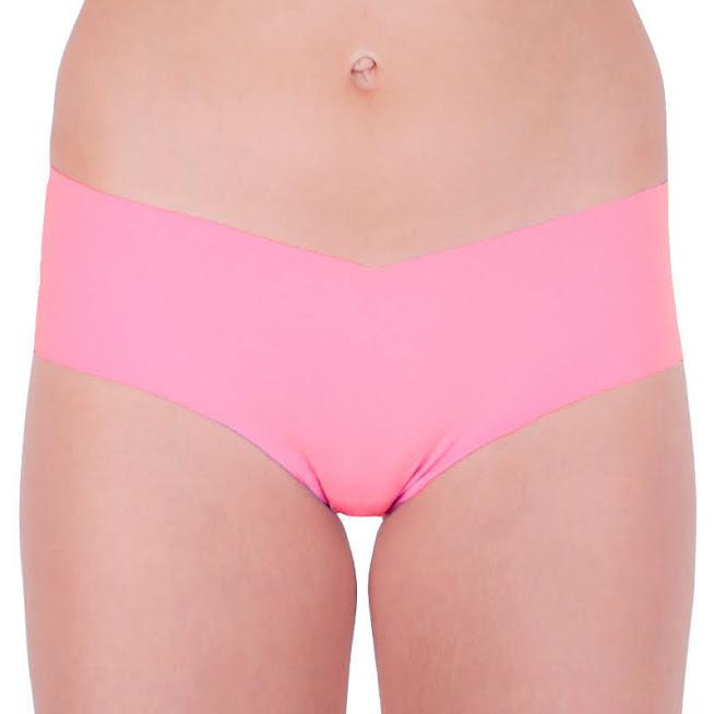 Dámské kalhotky Victoria's Secret růžové (ST 11128577 CC 1GGU) S