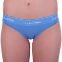 Dámské kalhotky Calvin Klein modré (F3787E-PWB)