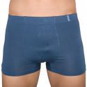 Pánské boxerky Stillo bambusové modré (STP-014)
