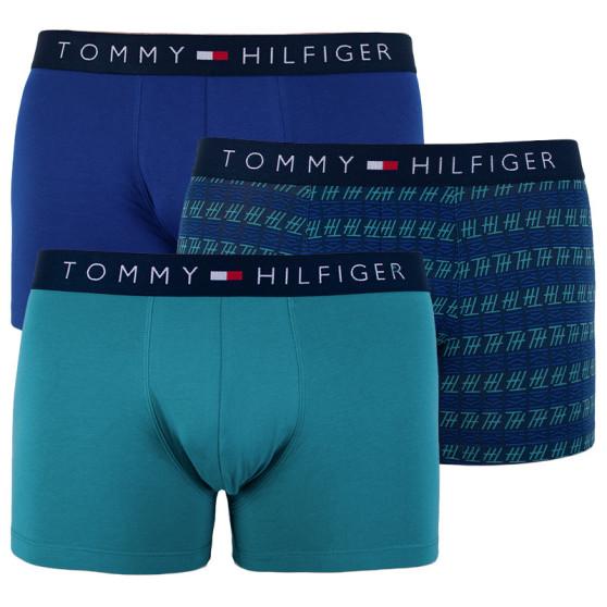 3PACK pánské boxerky Tommy Hilfiger vícebarevné (UM0UM00948 077)