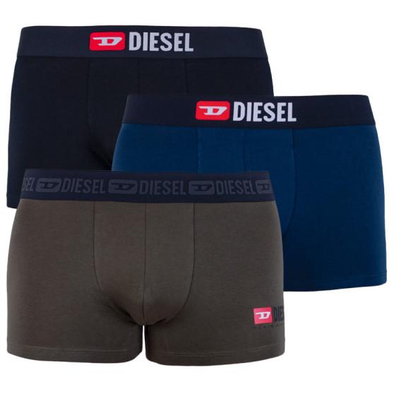 3PACK pánské boxerky Diesel vícebarevné (00ST3V-0TAVG-E1897)