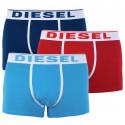 3PACK pánské boxerky Diesel vícebarevné (00ST3V-0JKKC-E4123)