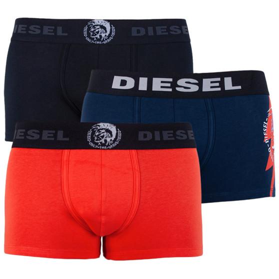 3PACK pánské boxerky Diesel vícebarevné (00ST3V-0AAVM-E4290)