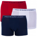 3PACK pánské boxerky Ralph Lauren vícebarevné (714513424009)