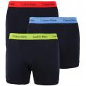 3PACK pánské boxerky Calvin Klein černé (U2662G-GMP)