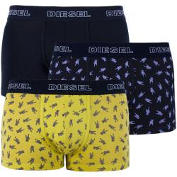 3PACK pánské boxerky Diesel vícebarevné (00ST3V-0TAUX-E4242)
