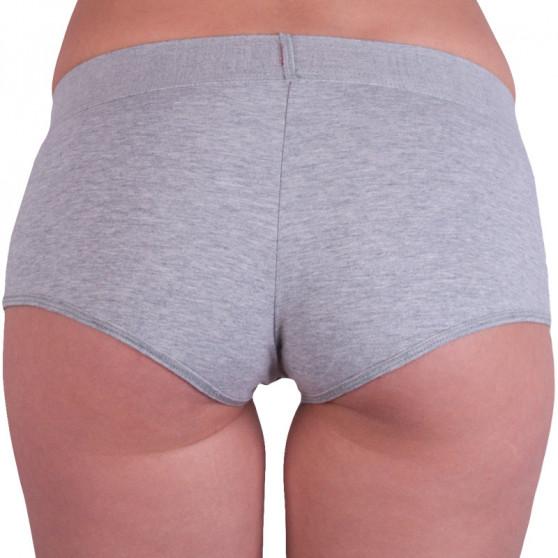 Dámské kalhotky Calvin Klein šedé (QF4922E-020)