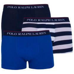 3PACK pánské boxerky Ralph Lauren vícebarevné (714662050029)