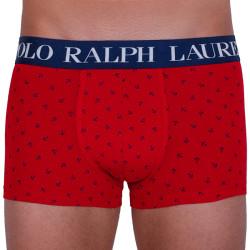 Pánské boxerky Ralph Lauren červené (714730603008)