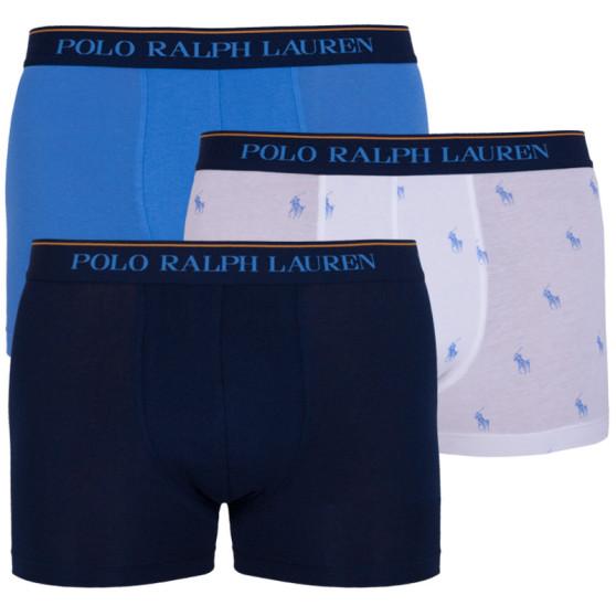3PACK pánské boxerky Ralph Lauren vícebarevné 714662050027