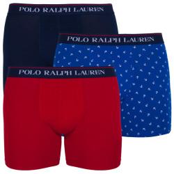 3PACK pánské boxerky Ralph Lauren vícebarevné (714730410002)