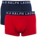 2PACK pánské boxerky Ralph Lauren vícebarevné (714707458003)
