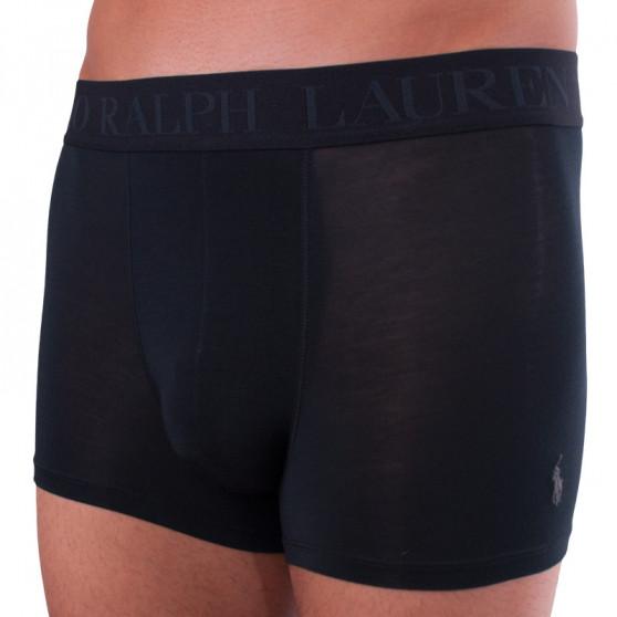 Pánské boxerky Ralph Lauren černé (714639086005)