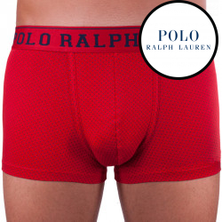 Pánské boxerky Ralph Lauren červené (714705160001)