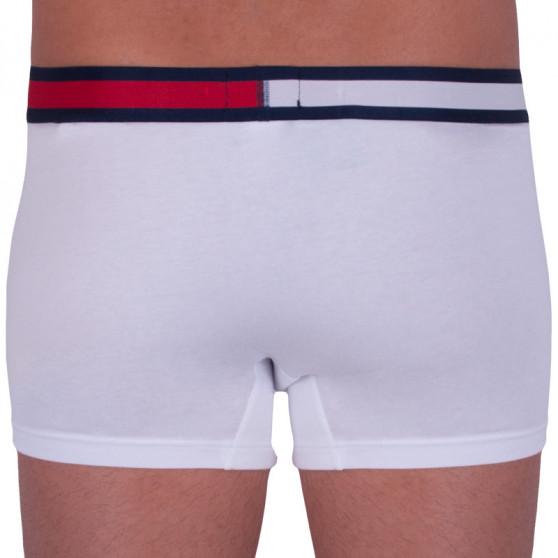 Pánské boxerky Tommy Hilfiger bílé (UM0UM01370 100)