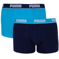 2PACK pánské boxerky Puma vícebarevné (521025001 796)