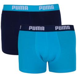 2PACK pánské boxerky Puma vícebarevné (521015001 796)