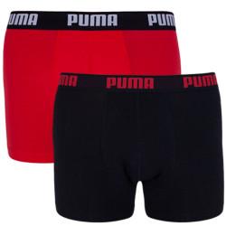 2PACK pánské boxerky Puma vícebarevné (521015001 786)