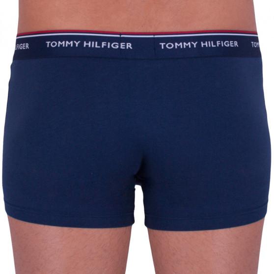 3PACK pánské boxerky Tommy Hilfiger tmavě modré (1U87903842 409)