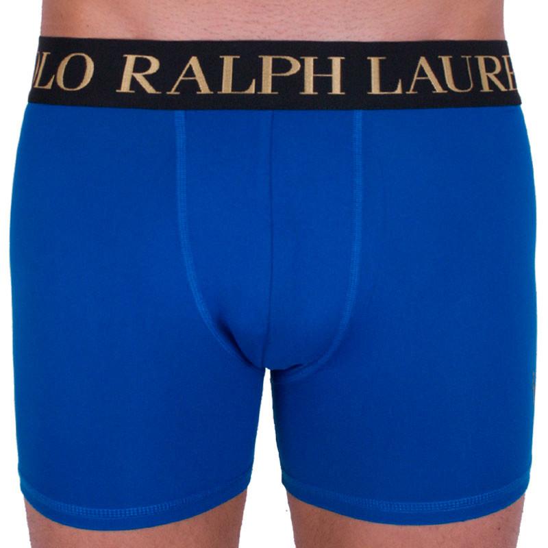 E-shop Pánské boxerky Ralph Lauren modré (714587229007)