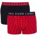 2PACK pánské boxerky Ralph Lauren vícebarevné (714665558002)