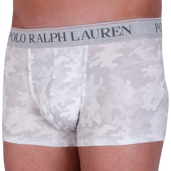 Pánské boxerky Ralph Lauren šedé (714684604006)