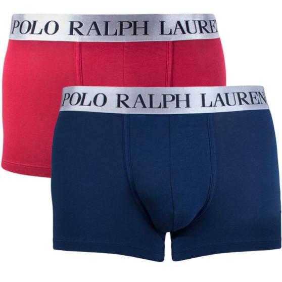 2PACK pánské boxerky Ralph Lauren vícebarevné (714707458004)