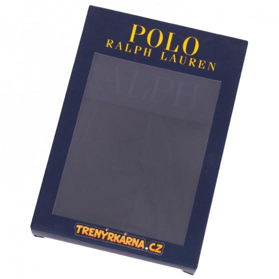 Pánské boxerky Ralph Lauren černé (714637286015)