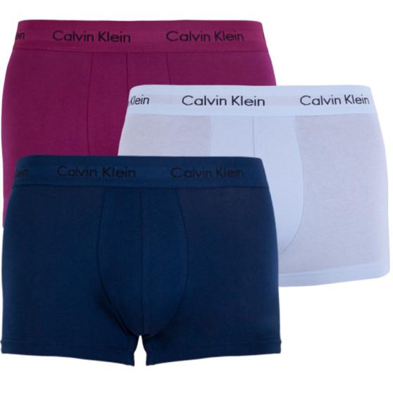 3PACK pánské boxerky Calvin Klein vícebarevné (U2664G-KJU)