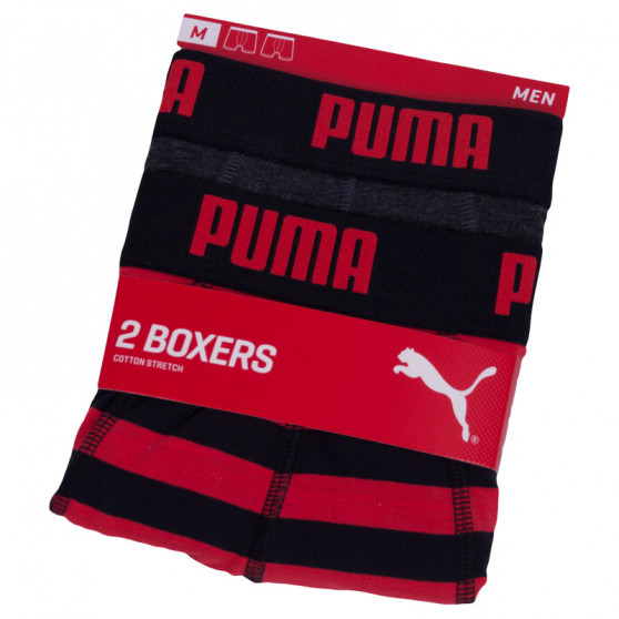 2PACK pánské boxerky Puma vícebarevné (591015001 786)