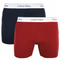 2PACK pánské boxerky Calvin Klein vícebarevné (NB1087A-YRP)