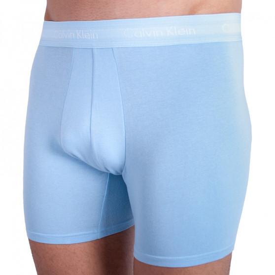 3PACK pánské boxerky Calvin Klein vícebarevné (NB1770A-YTP)