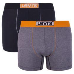2PACK pánské boxerky Levis vícebarevné (995019001 758)