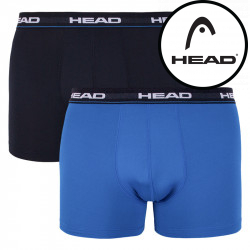 2PACK pánské boxerky HEAD vícebarevné (871001001 021)