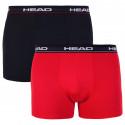 2PACK pánské boxerky HEAD vícebarevné (871001001 786)